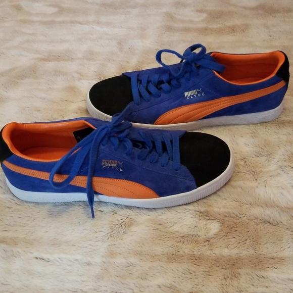 buy online 9e04c a3d16 Mens Puma Clyde shoes